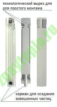 Как выбрать радиатор? Что лучше алюминий или биметалл?