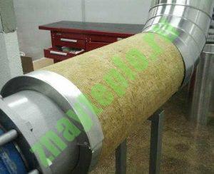 Теплоизоляция для водопровода, канализации и теплых полов.