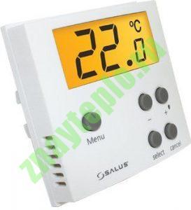 Комнатные термостаты для отопления.
