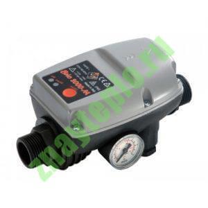 Центробежный насос или насосная станция для повышения давления.