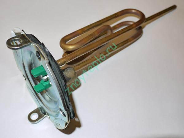 ТЭН для водонагревателя на фланце