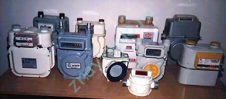 Какие бывают счетчики газа и как они работают