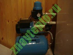 Как повысить давление в домашнем водопроводе?