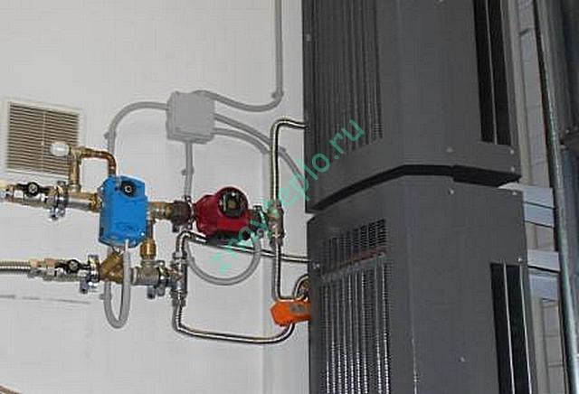 Как работают тепловые завесы и тепловентиляторы.