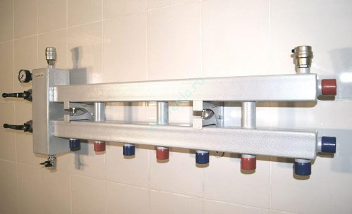 Виды коллекторов в системе отопления.