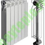 Алюминиевый или биметаллический радиатор