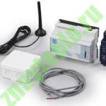 GSM модуль для управления котлом